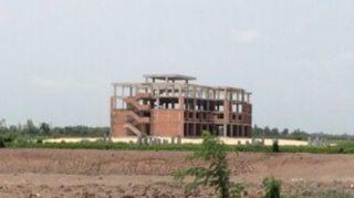 ขายที่ดิน 50 ไร่ พร้อมโครงสร้างอาคาร คลอง 13 ถนนรังสิต-นครนายก ต. บึงน้ำรักษ์ อ.ธัญบุรี ปทุมธานี