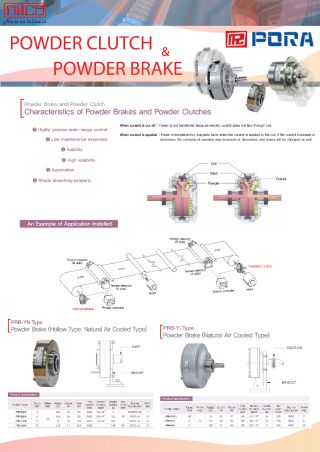 Powder Clutch & Brake